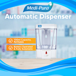 Hand Sanitiser Dispenser Station - Automatic