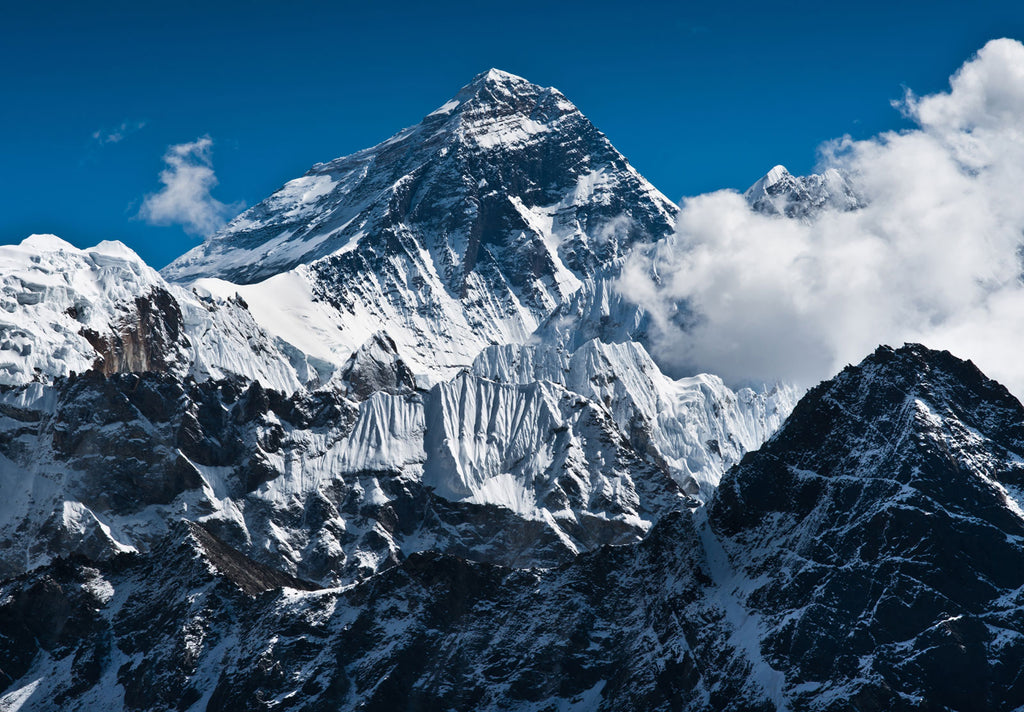 Top 5 highest mountains in the World