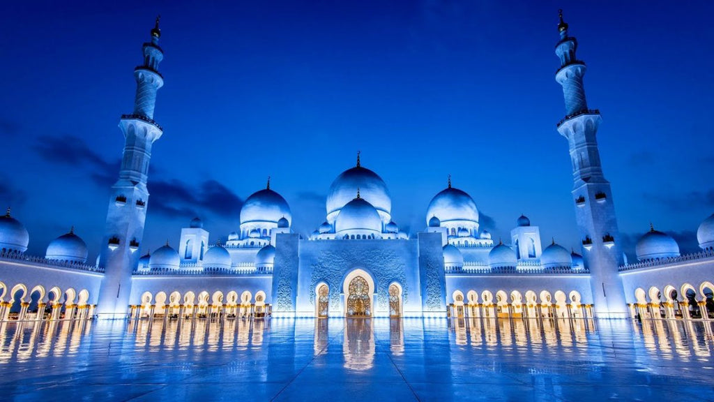 The World's 10 Most Beautiful Mosque Architecture