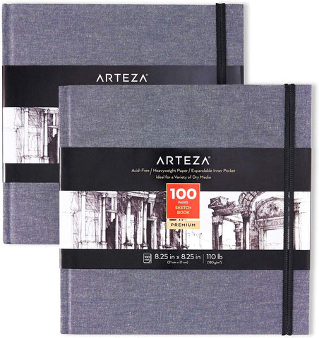 Arteza Art Sketch Book