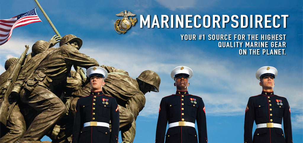 Authentic Marine Corps Clothing and USMC Apparel – Marine
