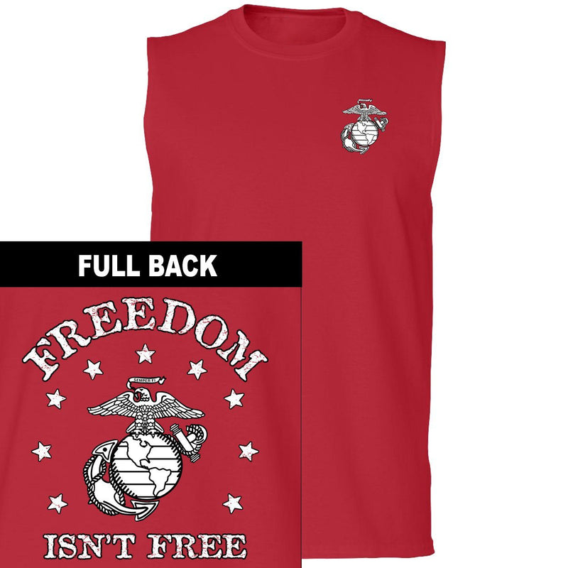 Freedom Isn't Free 2-Sided Sleeveless