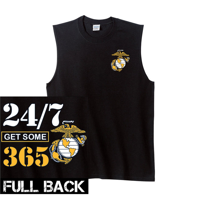 Get Some 24/7 Front & Back Sleeveless