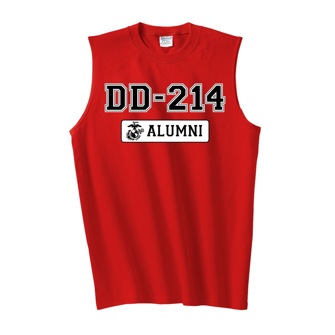 DD-214 Alumni Sleeveless