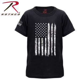 Rothco Kids US Flag T-Shirt