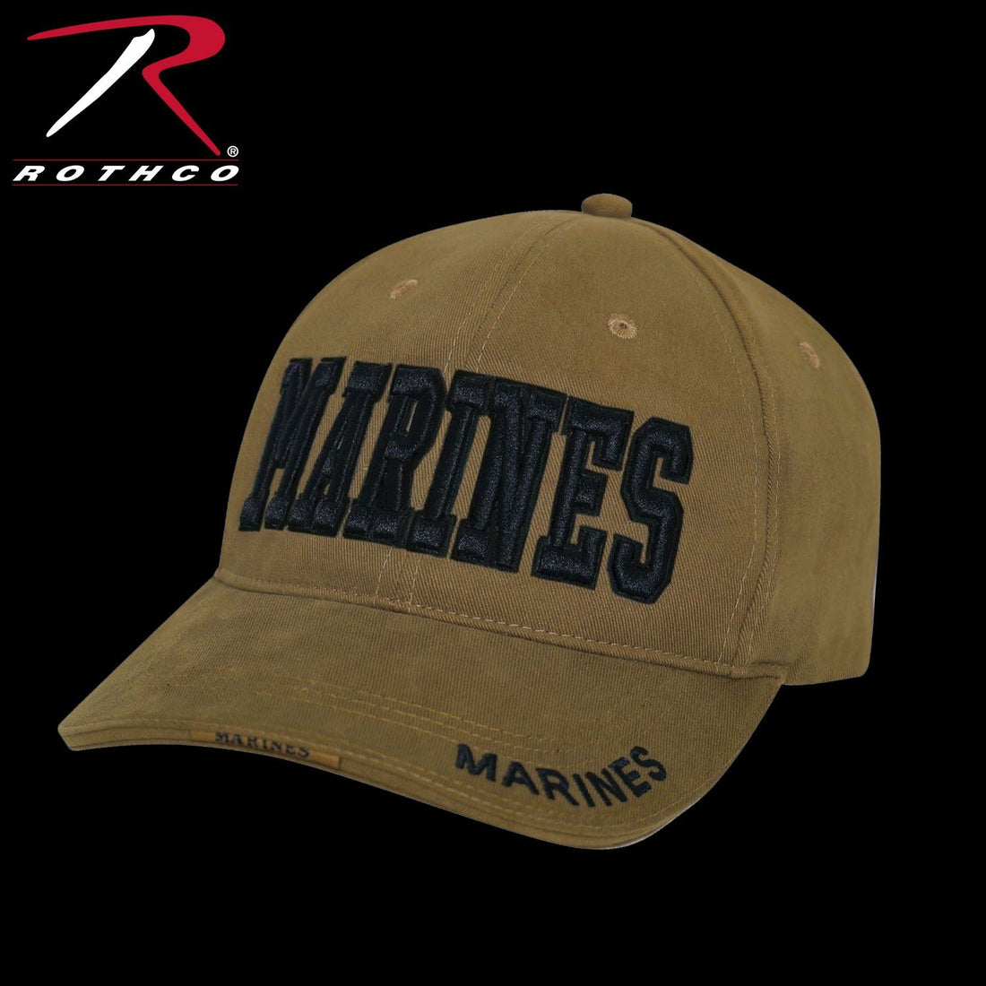 Rothco Coyote Brown Marines Cap