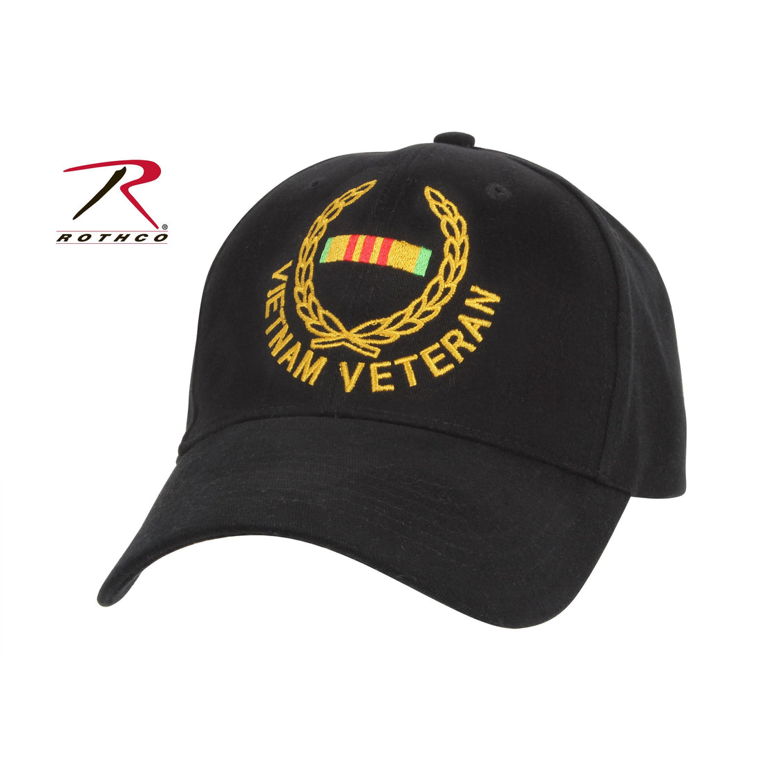 Vietnam Veteran Supreme Low Profile Insignia Cap