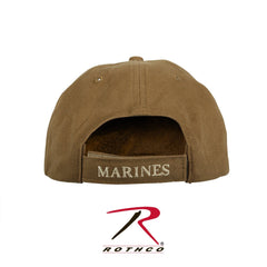 Rothco Globe & Anchor Low Profile Cap - Marine Corps Direct  - 2