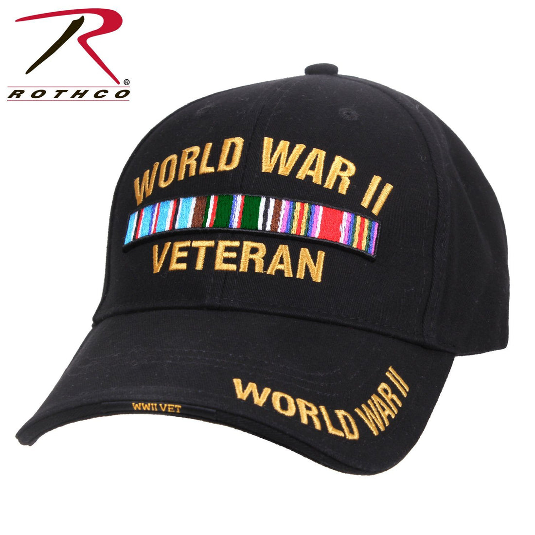 USMC cap by Marine Corps Direct called Rothco WWII Veteran Deluxe Low Profile Cap