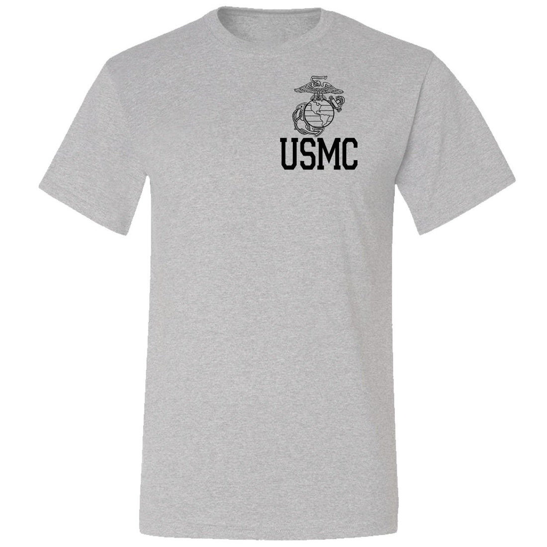 EGA USMC Chest T-Shirt