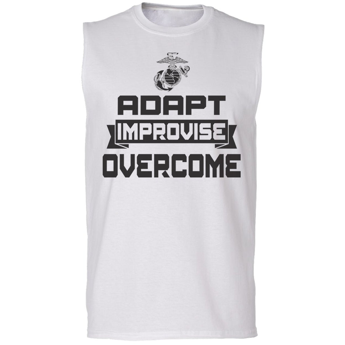 Adapt, Improvise, Overcome Sleeveless