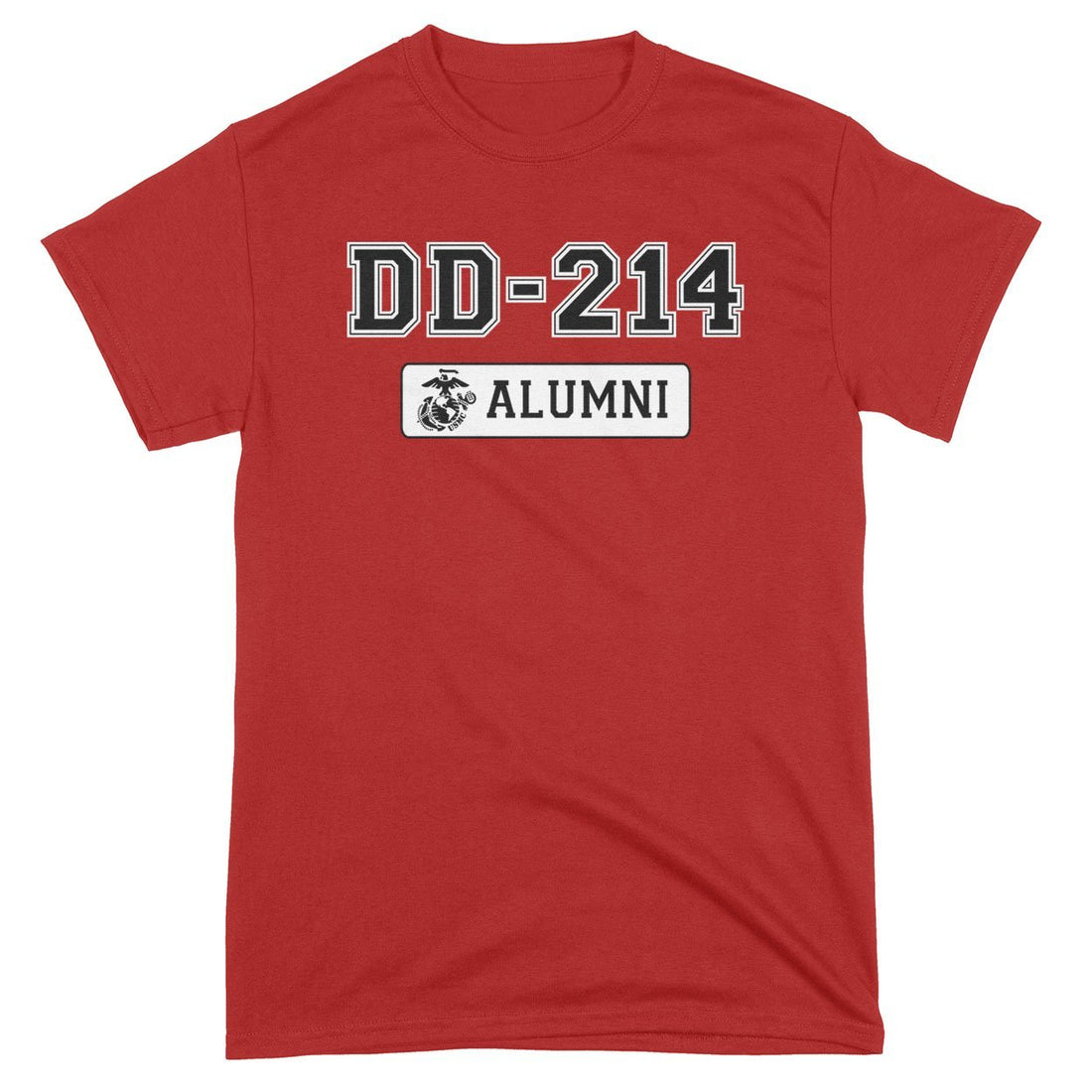 DD-214 Alumni T-Shirt - Marine Corps Direct