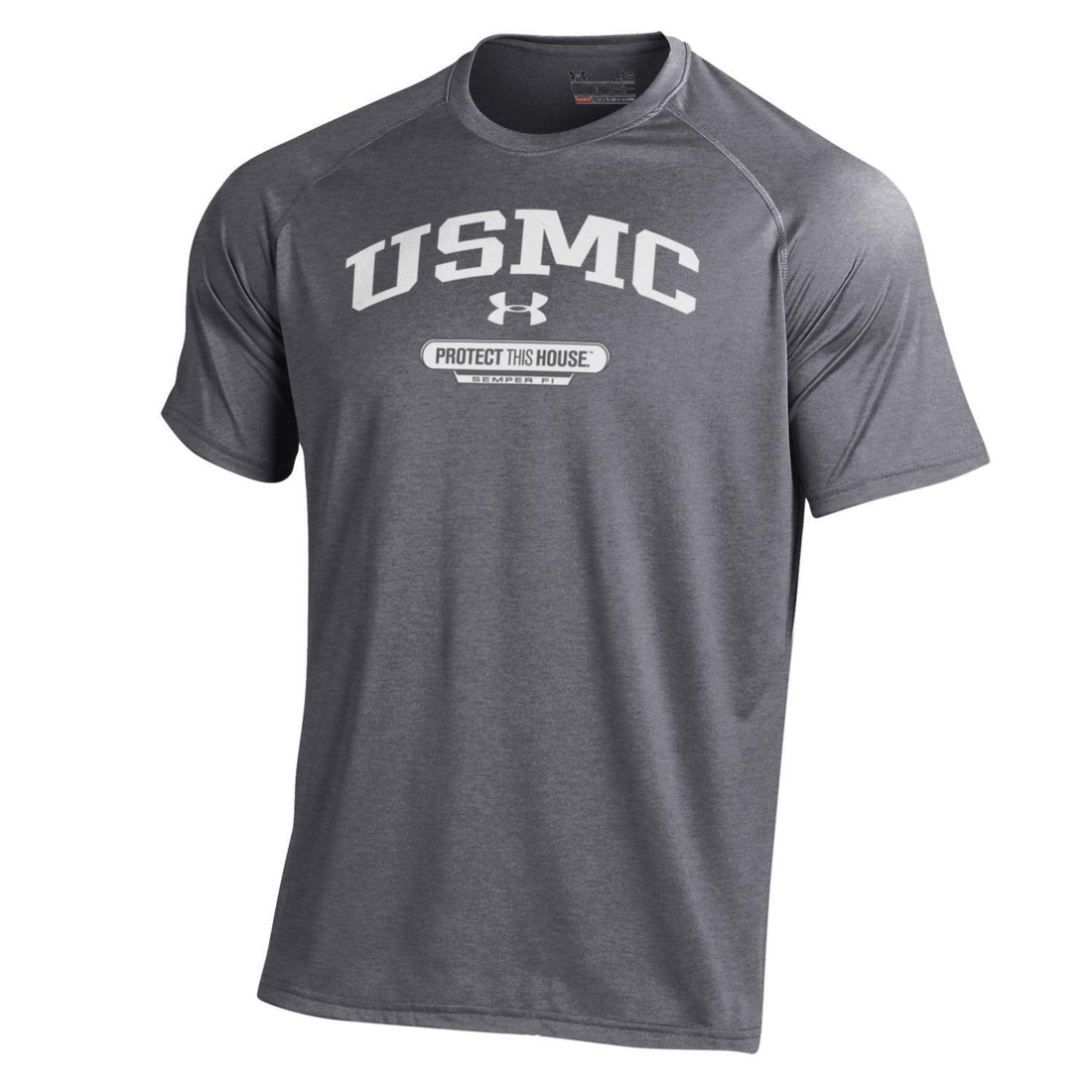 Under Armour SEMPER FI  Performance Heather Tee