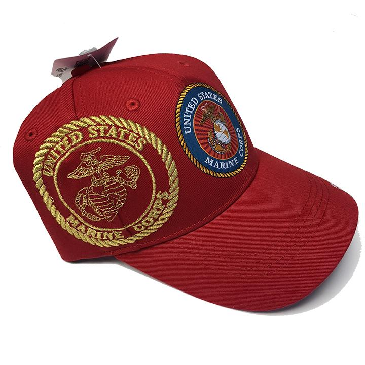 Marine Corps Gold Seal Cover