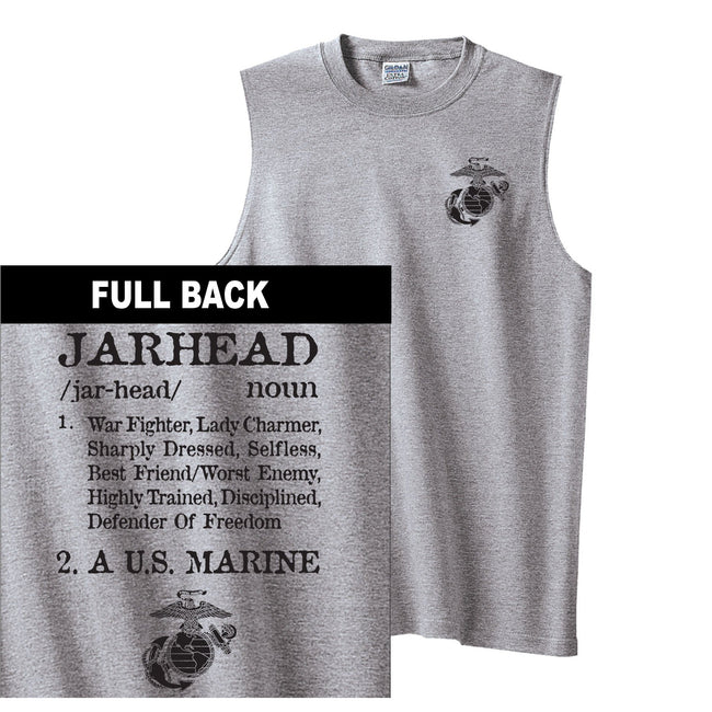 Jarhead Sleeveless (MULTIPLE COLORS)