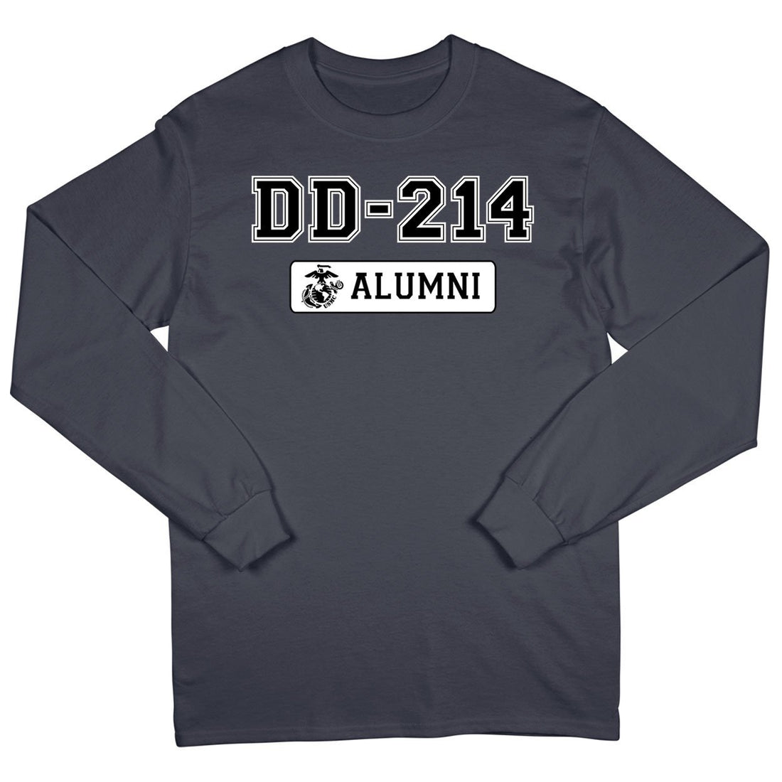 DD-214 Alumni Long Sleeve T-Shirt
