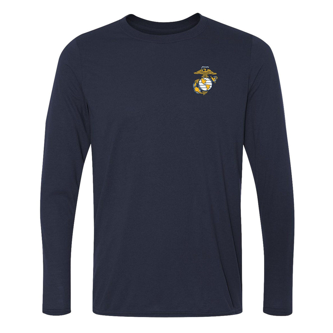 COMBAT CHARGED DRI-FIT PERFORMANCE POLY EGA LONG SLEEVE