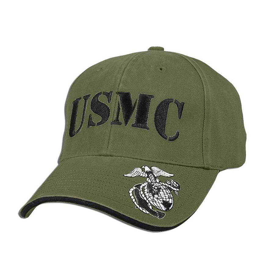 Rothco HAT Large USMC with EGA Hat - Marine Corps Direct