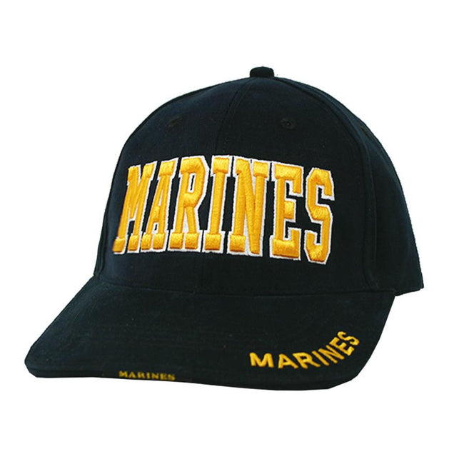 Deluxe Marines Low Profile Cap - Marine Corps Direct