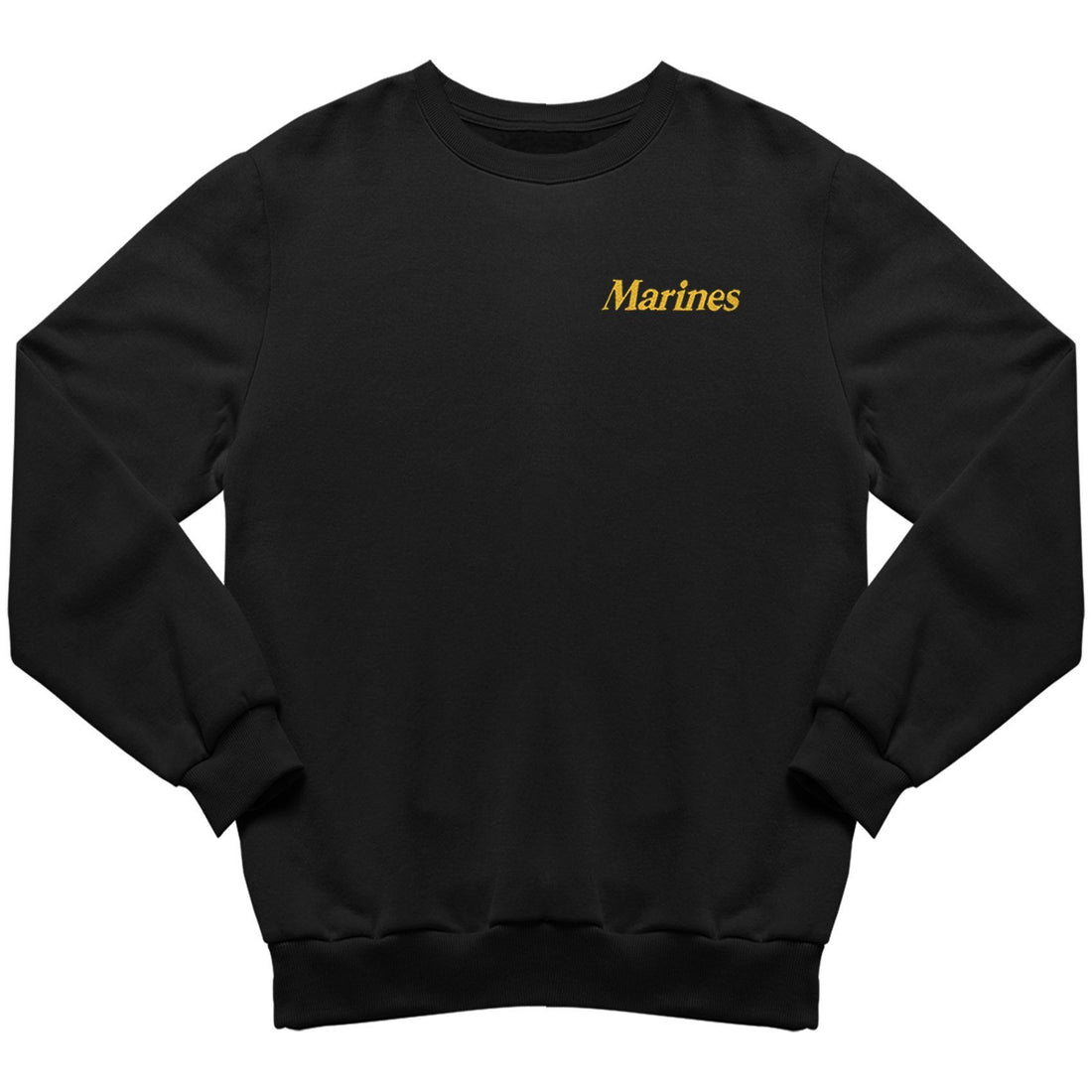 Marines Embroidered Sweatshirt - Marine Corps Direct