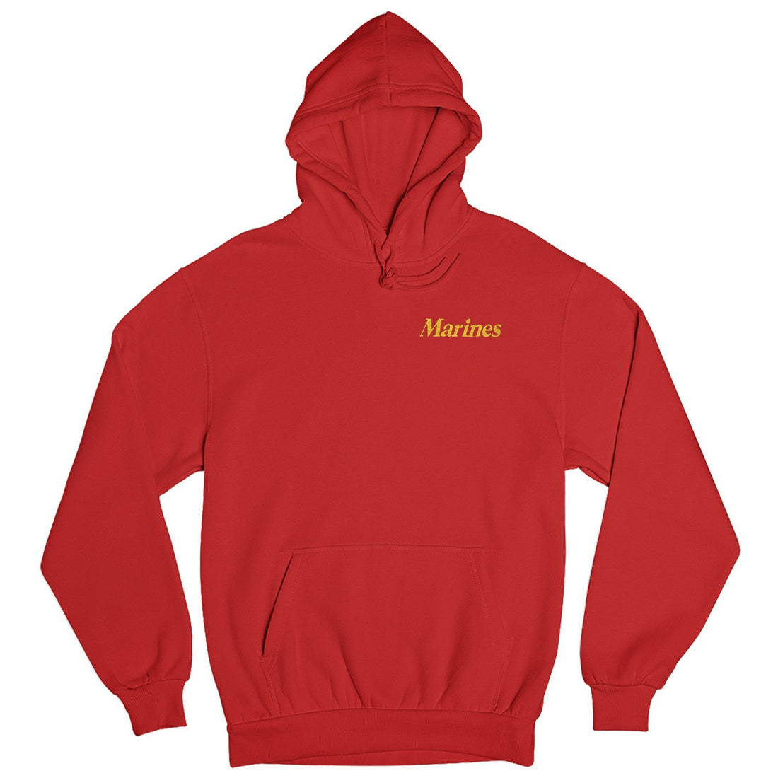Marines Embroidered Hoodie - Marine Corps Direct
