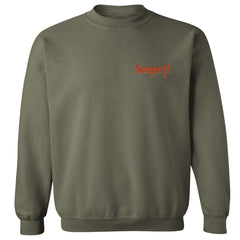 SEMPER FI EMBROIDERED SWEATSHIRT - Marine Corps Direct  - 3