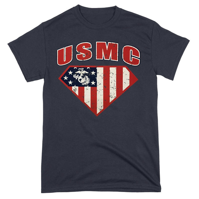 USMC Shield Tees: