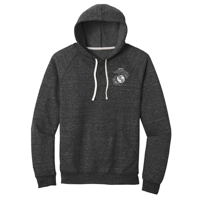 Snow Heather EGA Hoodie