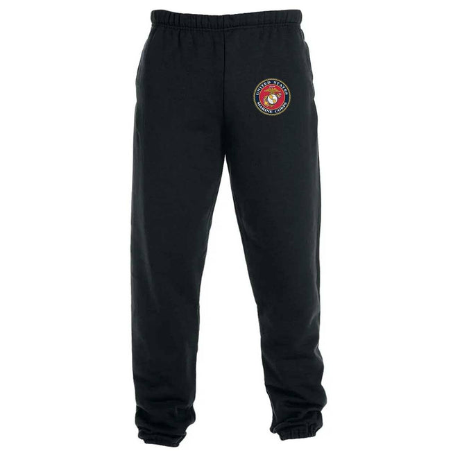 Classic Marine Corps Seal Super Sweats® NuBlend® Fleece Pocketed Sweatpant