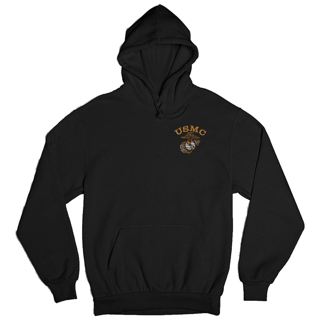 Tonal USMC EGA Embroidered Hoodie - Marine Corps Direct