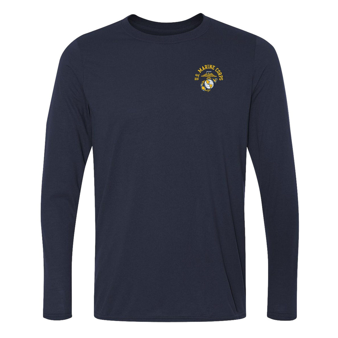 COMBAT CHARGED DRI-FIT PERFORMANCE POLY US EGA LONG SLEEVE