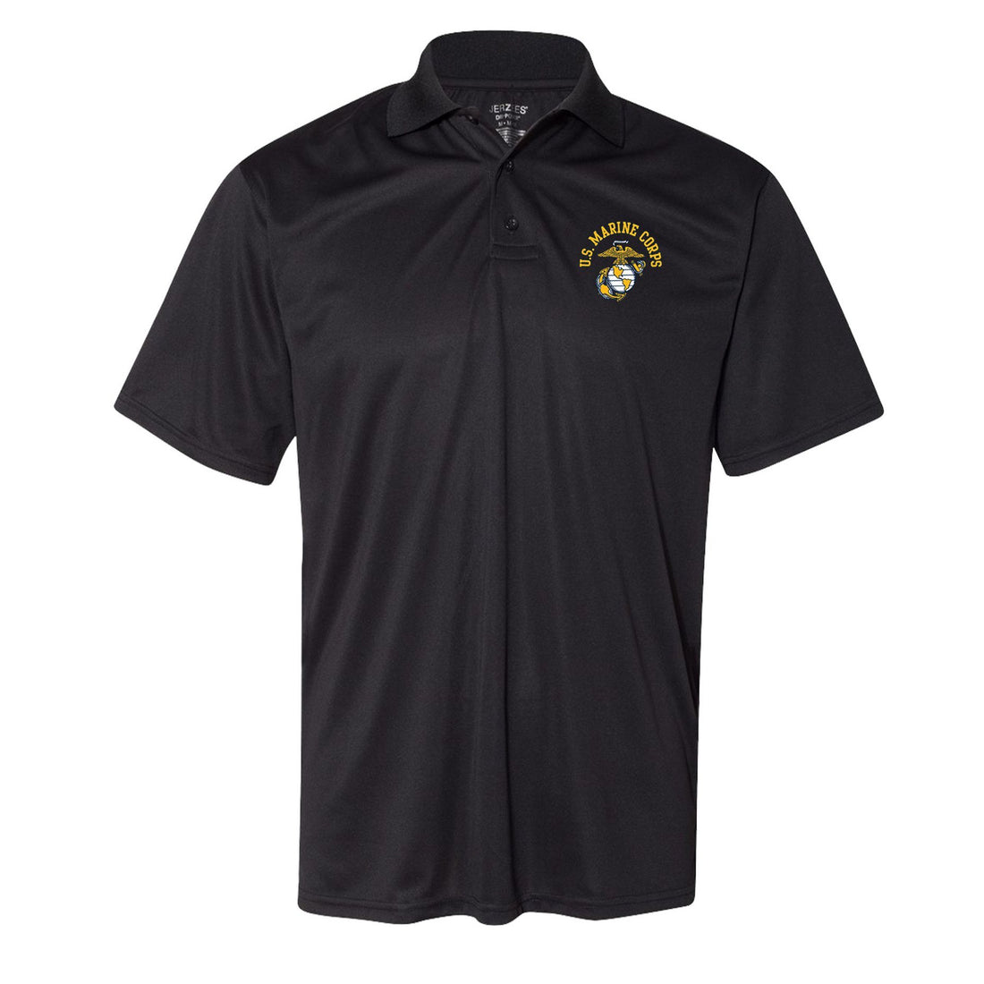 COMBAT CHARGED DRI-FIT PERFORMANCE POLY US EGA POLO