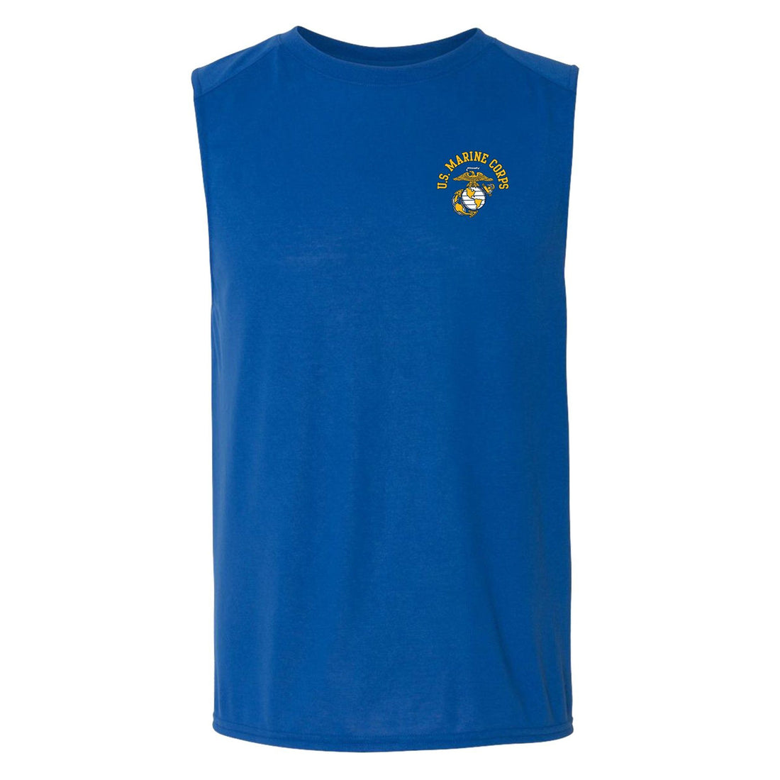 COMBAT CHARGED DRI-FIT PERFORMANCE POLY US EGA SLEEVELESS
