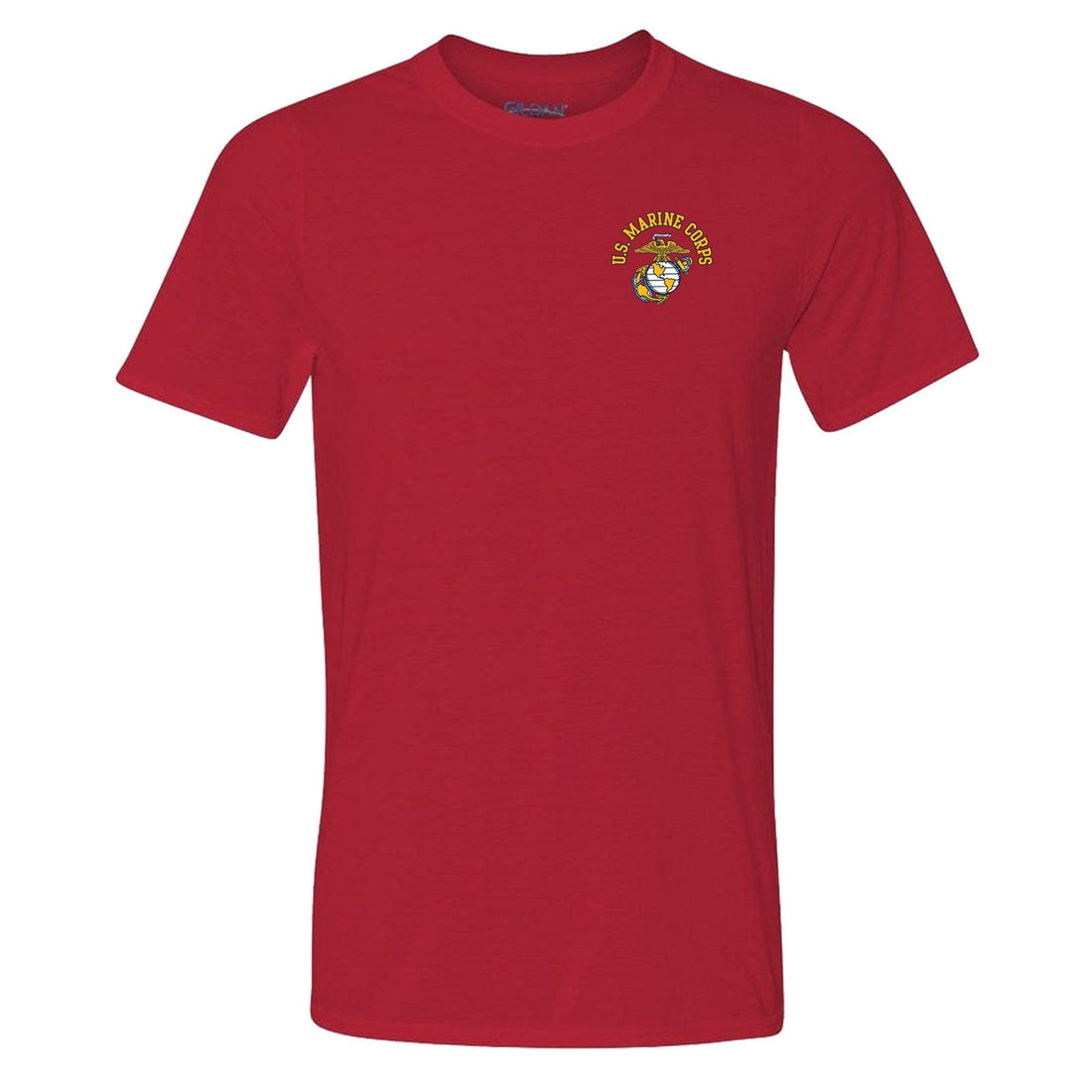 COMBAT CHARGED DRI-FIT PERFORMANCE POLY US EGA T-SHIRT
