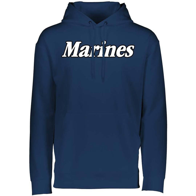 Big Marines Dri-Fit Performance Hoodie - Marine Corps Direct