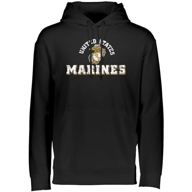 Dome Marines Performance Hoodie - Marine Corps Direct