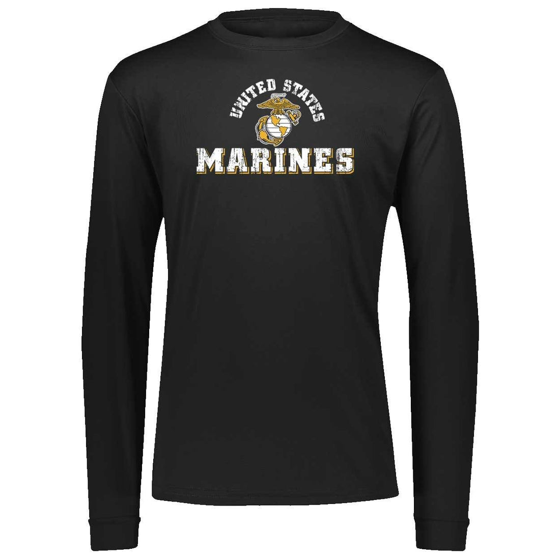 Dome Marines Performance Long Sleeve T-Shirt - Marine Corps Direct