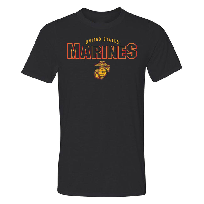 COMBAT CHARGED DRI-FIT RED MARINES T-SHIRT