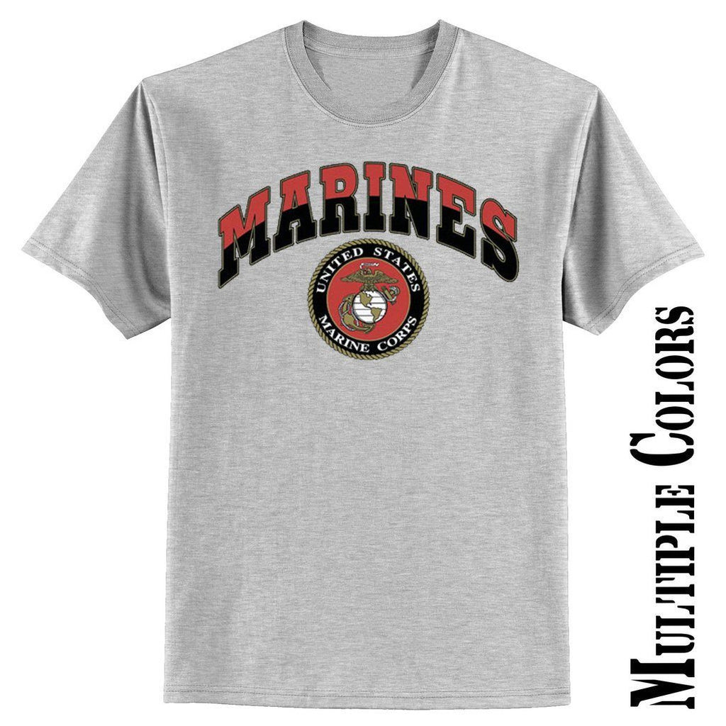 YOUTH CLASSIC TEE - Marine Corps Direct  - 1