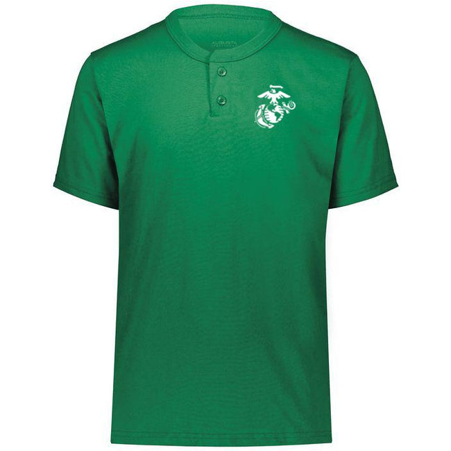 CLOSEOUT Marines St. Patrick's Day Henley T-Shirt - Marine Corps Direct