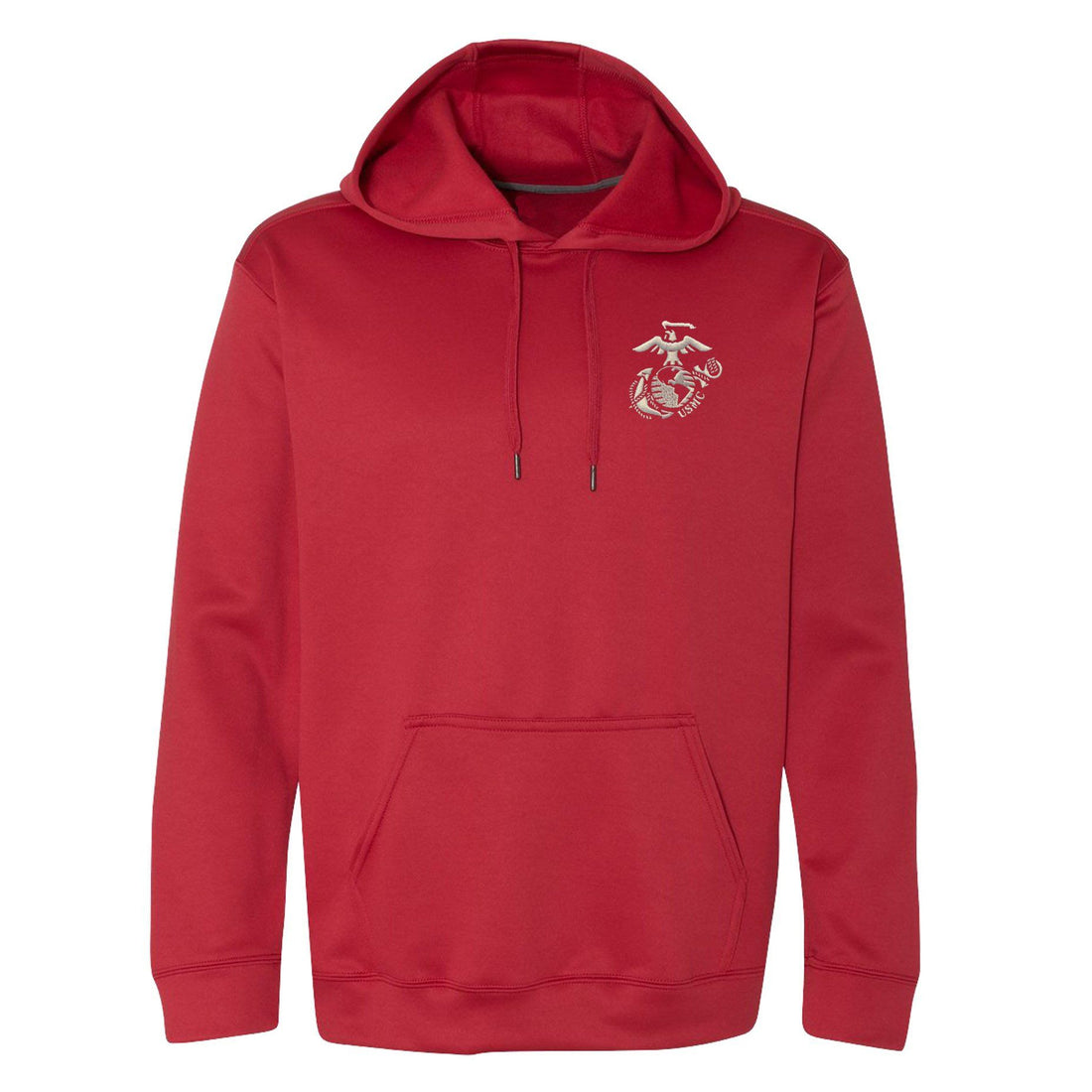 Comfortable, durable USMC sweatshirt made with 100% polyester - Marine Corps Direct