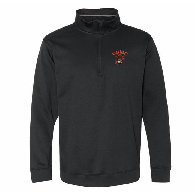 Halloween  Embroidered Performance® Tech Quarter-Zip