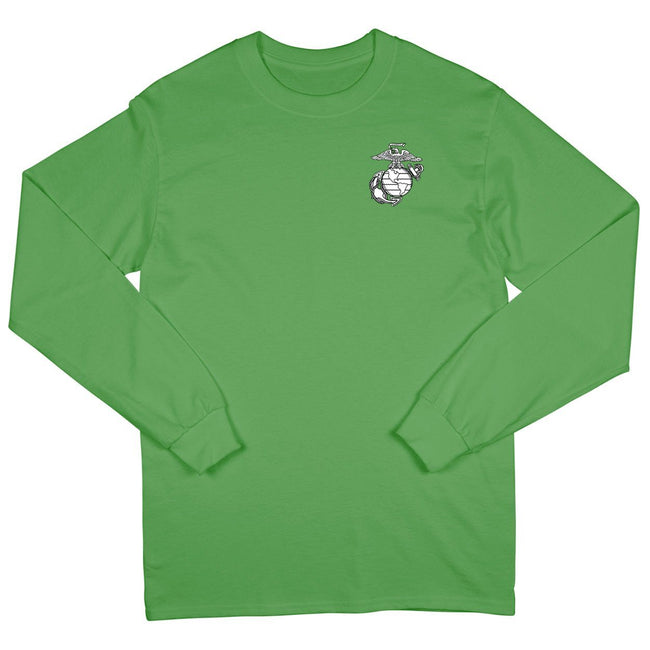 St. Patrick's Day EGA Long Sleeve T-Shirt