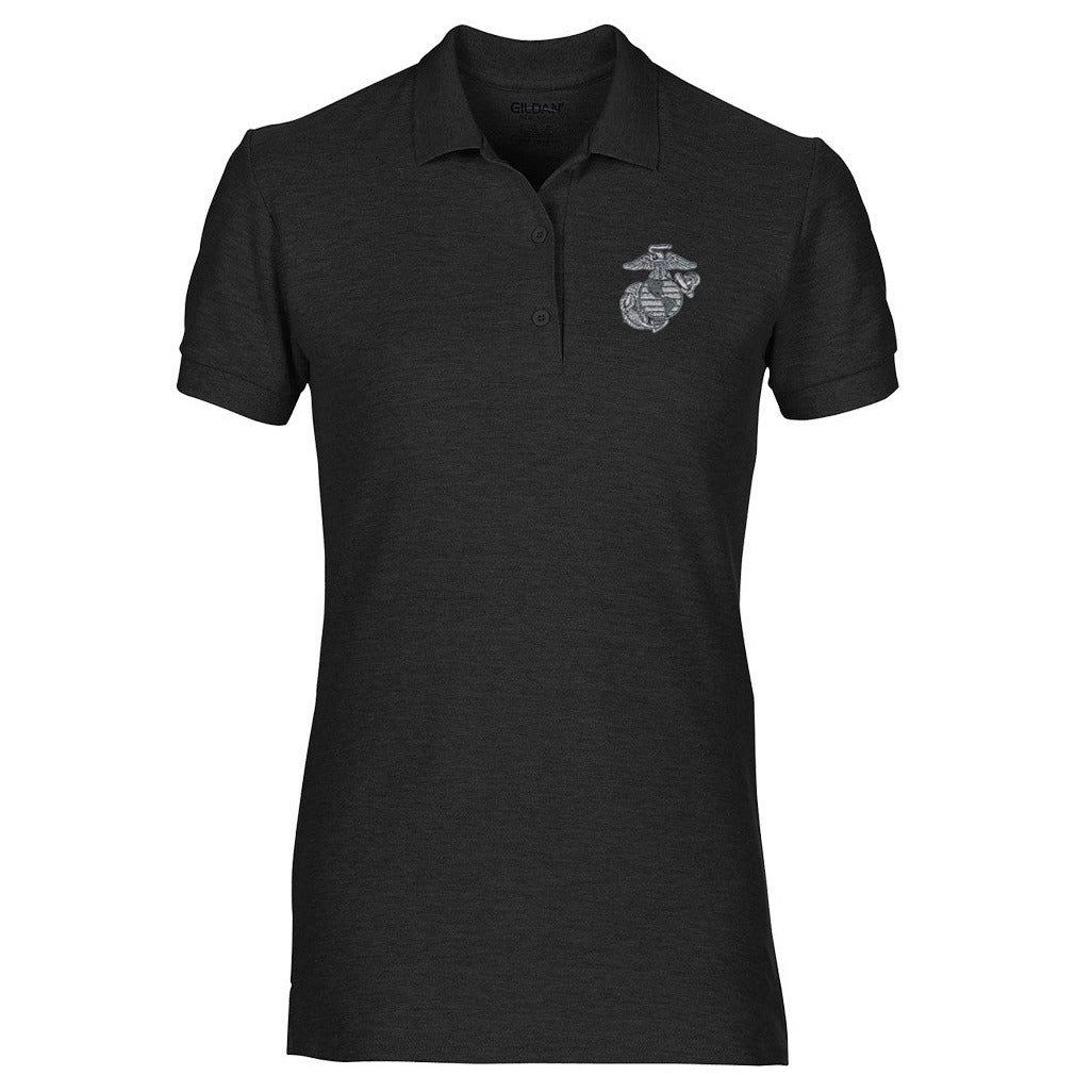 Women's EGA Polo (MULTIPLE COLORS) - Marine Corps Direct  - 1