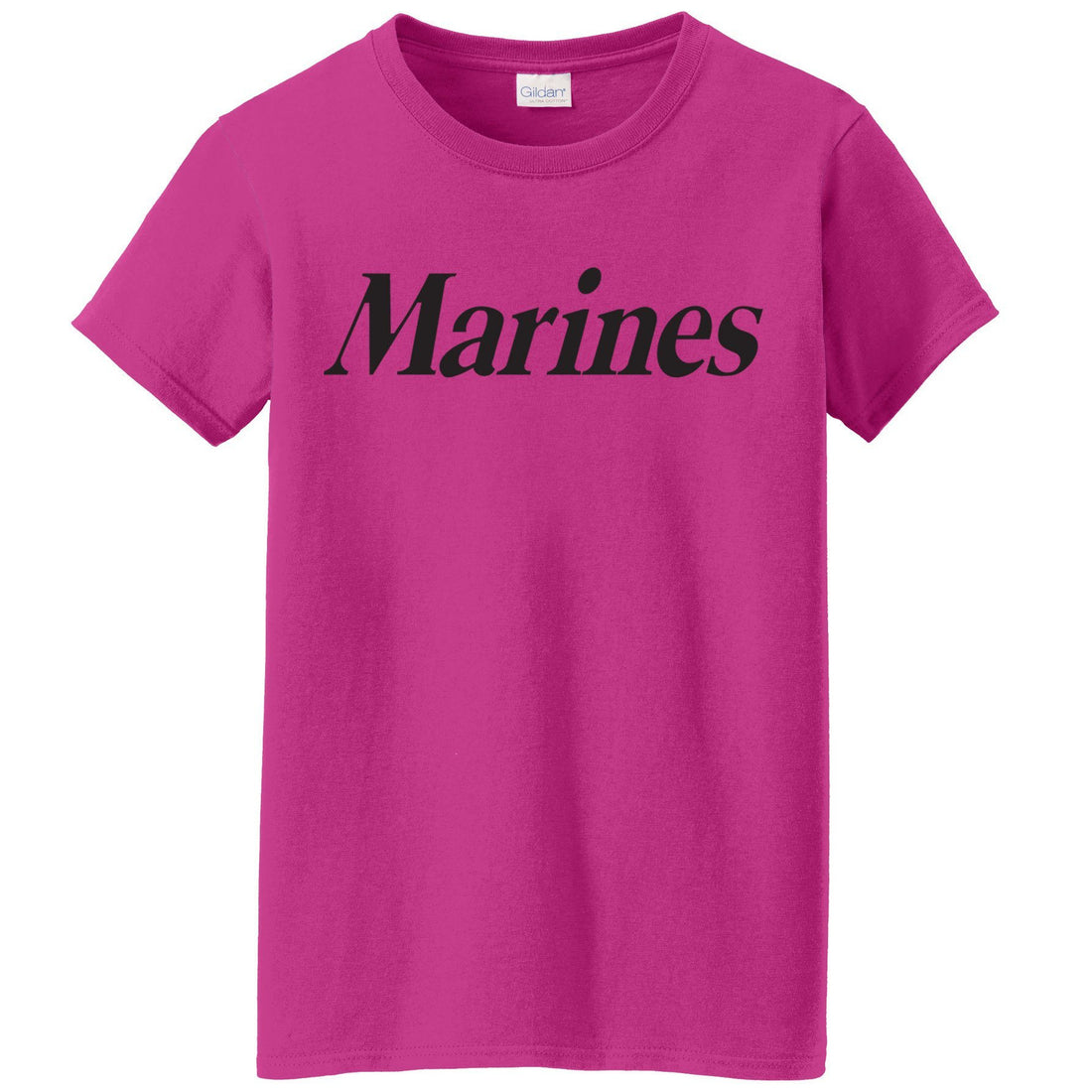 Women's USMC clothing by Marine Corps Direct called Marines Women's T-Shirt