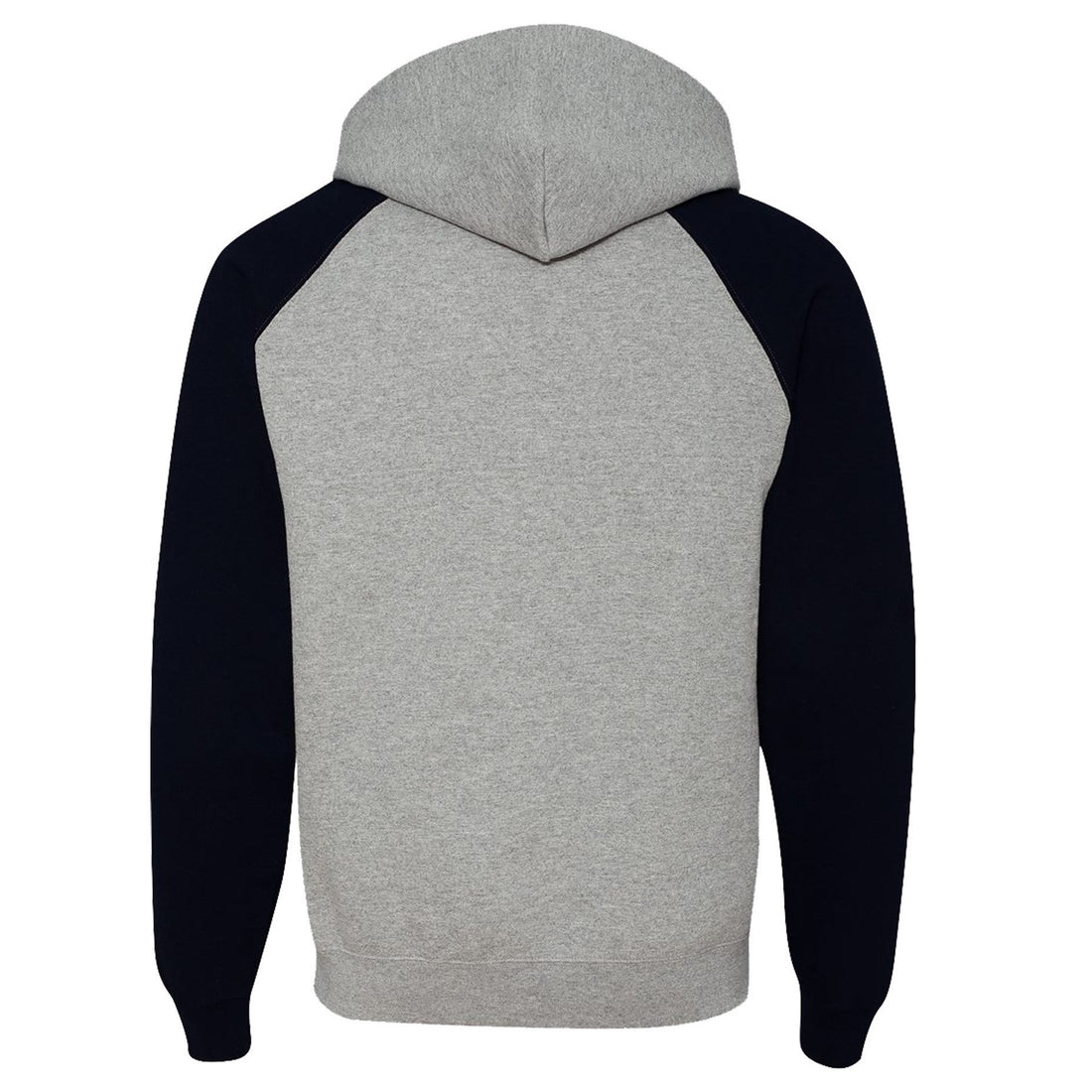 Marines Jerzees Raglan Hooded Sweatshirt With Phone Pocket