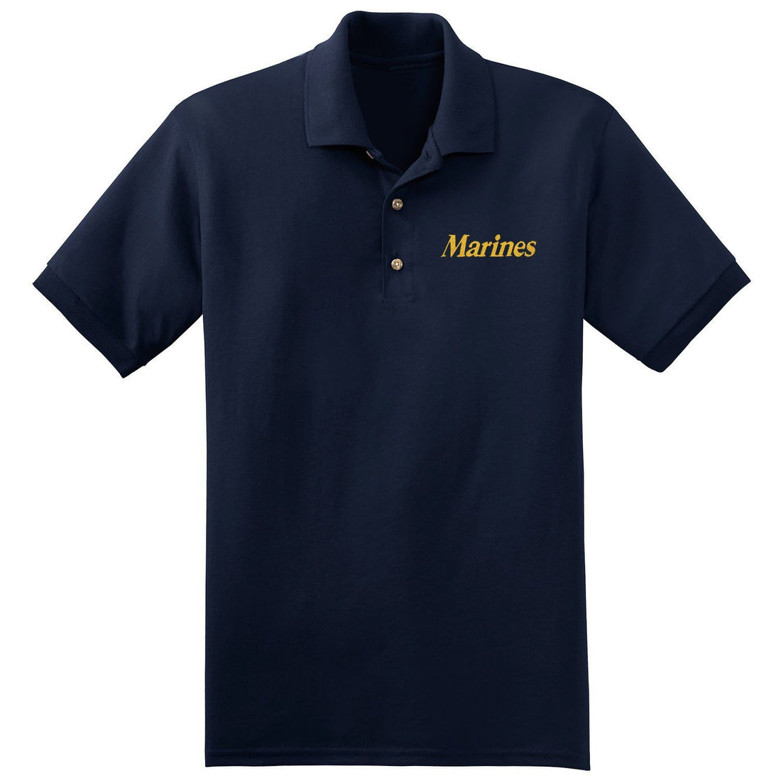 Marine Embroidered Polo (MULTIPLE COLORS) - Marine Corps Direct  - 5