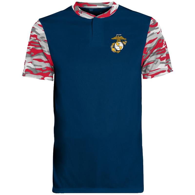 COMBAT CHARGED USMC Pop Fly Jersey