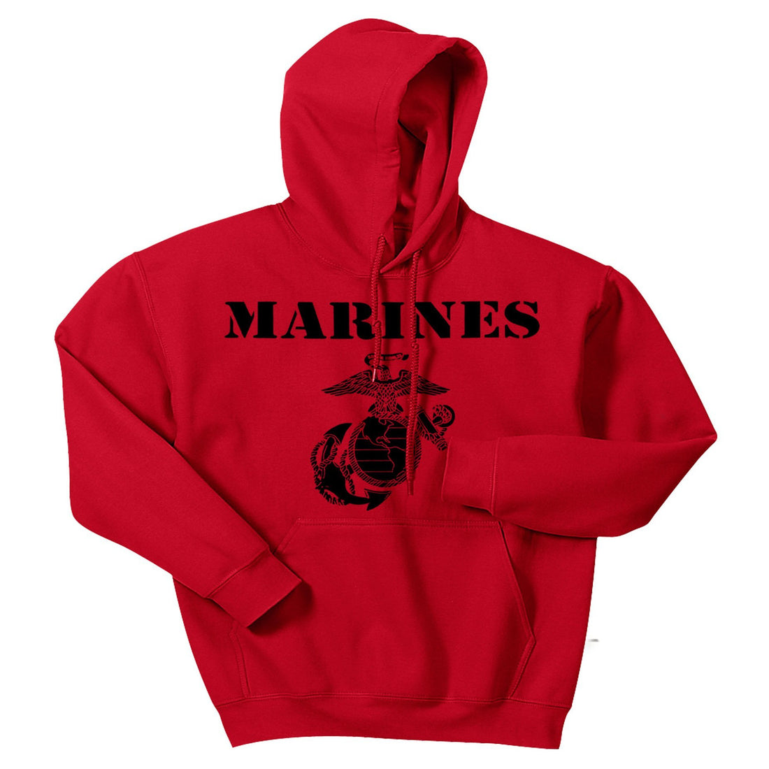 Vintage Marines Hoodie (CPT's SPECIAL Extra $8 Discount) - Marine Corps Direct