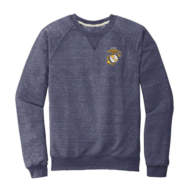 Navy Snow Heather EGA Sweatshirt